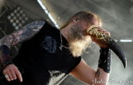 Amon Amarth | Welcome to Rockville 2017 | Julie Goldstein