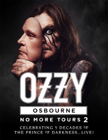 Ozzy No More Tours PR